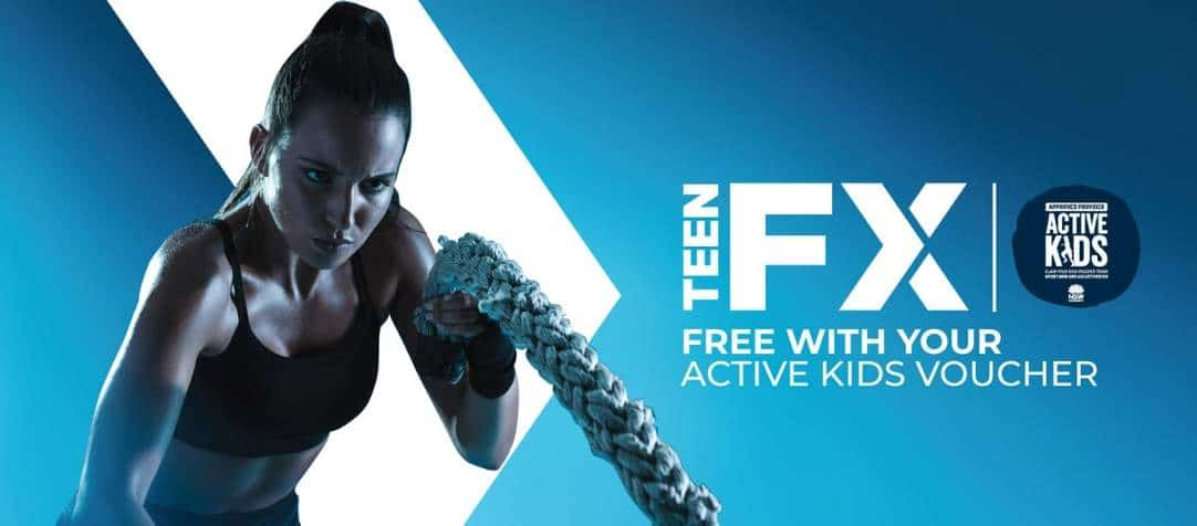 Welcome TeenFX To Lane Cove - Collecting Interest For 2020