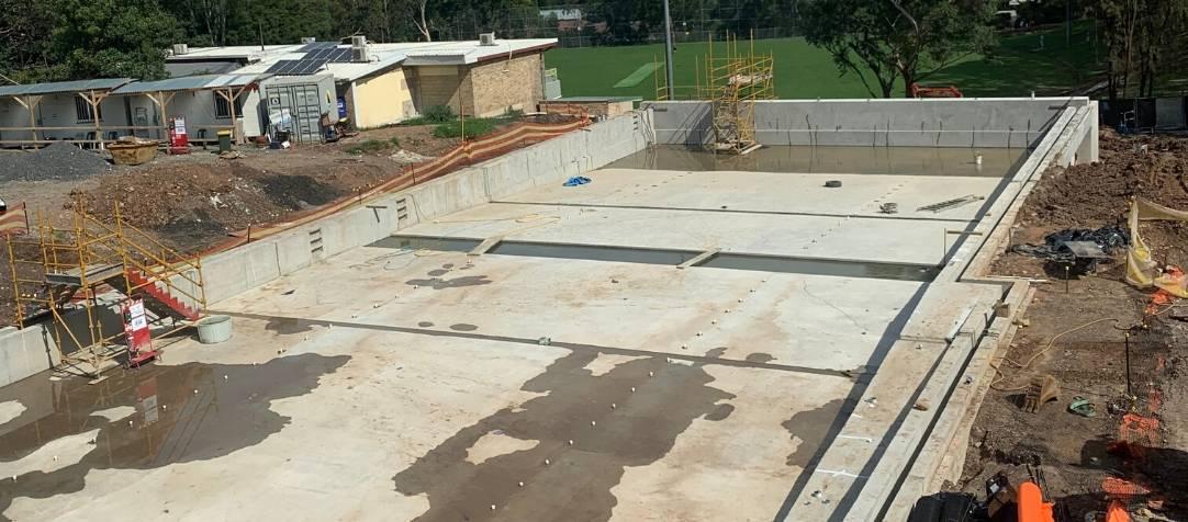 50m Pool Update: February 2020